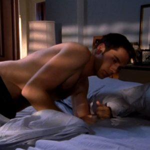 Zachary Levi gay nude