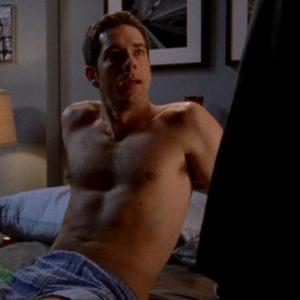 Zachary Levi hot nude