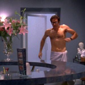 Zachary Levi hunk nude