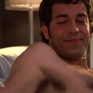 Zachary Levi leaked naked nude