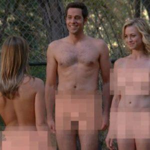 Zachary Levi nude nude