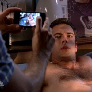 Zachary Levi penis nude