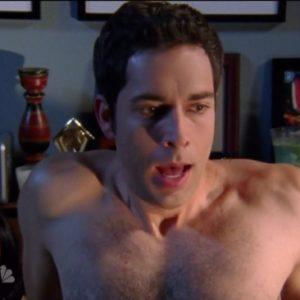 Zachary Levi sexy naked nude