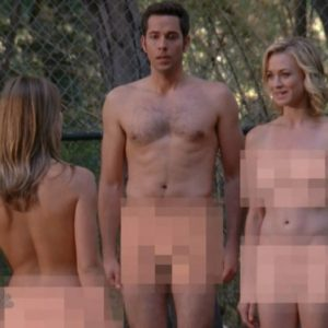Zachary Levi sexy nude picture nude