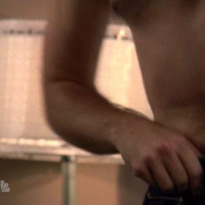 Zachary Levi uncut penis pic nude