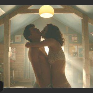 Asa Butterfield sex scene